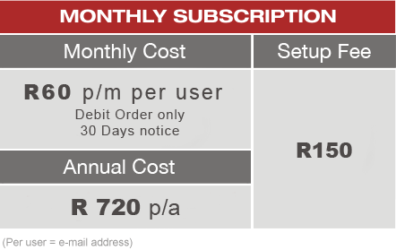 monthly subscript